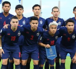 สรุปเส้นทางบอลโลก 2022 ของไทย หลังผลจับสลากคลอด