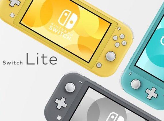 ในที่สุดก็มา! Nintendo เปิดตัว Nintendo Switch Lite เอาใจคอเกมพกพา