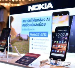 โนเกียเปิดตัวสมาร์ทโฟนโนเกีย 9 PureView และสมาร์ทโฟน 4 รุ่นใหม่ล่าสุด