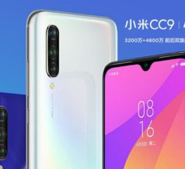 Xiaomi เปิดตัวสมาร์ทโฟนตระกูล CC เอาใจสายเซลฟีโดยเฉพาะ
