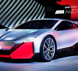 BMW Vision M Next ภายใต้แนวคิดใหม่ ให้คุณมีพื้นที่สำหรับความสนุกสนานในการขับขี่ในอนาคต