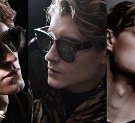 เปิดตัวอย่างเป็นทางการของคอลเลคชั่นแว่นกันแดด mastermind ของ JAPAN
