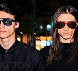 """แว่นตากันแดด """"LV Rainbow Square"""" ของ Louis Vuitton แรงบันดาลใจจากสีรุ้ง"""