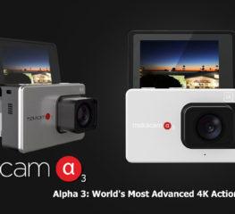 กล้องแอ็คชั่น Alpha 3 4K เอาชนะ GoPro ด้วยภาพถ่ายและวิดีโอ HDR