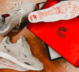 BAIT ซานดิเอโกเปิดตัว Stranger Things x Nike Tailwind พร้อมรายละเอียดที่ซ่อนอยู่