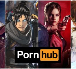 เปิดโผ! รายชื่อเกมที่ถูกค้นหามากที่สุดบนเว็บ Pornhub ประจำไตรมาสแรกของปี 2019