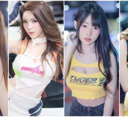 เปิดวาร์ป | 10 พริตตี้สุดแจ่มงาน Bangkok Auto Salon 2019