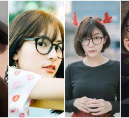6 สาวน่ารักทะลุแว่นที่ทำเอาหนุ่มๆ โดนตกไปตามกัน