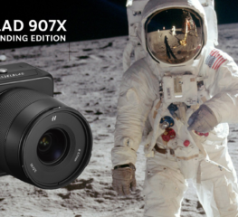 Hasselblad 907X Special Moon-landing edition