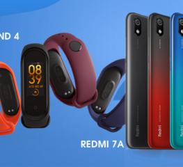 Lazada ผนึก Xiaomi เปิดตัว Redmi7A และ Mi Smart Band 4