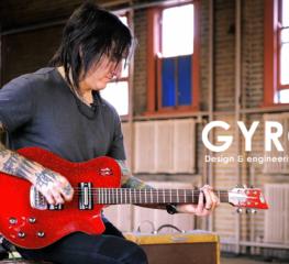 Gyrock กีตาร์ที่มากับความล้ำแห่งยุค