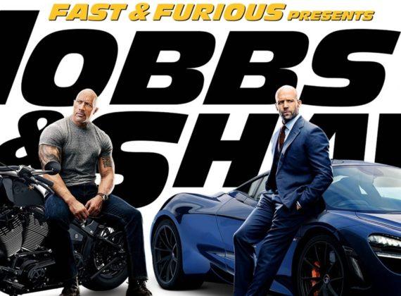 Movie Review | Hobbs & Shaw  เมื่อโลกใบเดิมมันแคบไป ก็แตกไลน์มันซะเลย