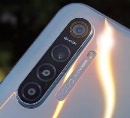 เผยภาพอย่างเป็นทางการ Realme XT สมาร์ทโฟนกล้อง 64MP ตัวแรก