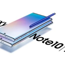เปิดตัวได้เลย ! หลุดข้อมูล Galaxy Note 10 Series ก่อนเปิดตัว