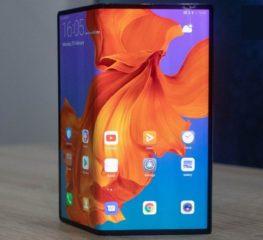 Huawei อาจอัปเกรดสเปคให้ Huawei Mate X สมาร์ทโฟนพับได้ของตัวเอง