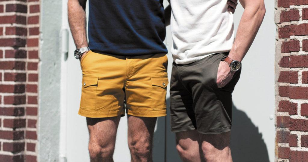 กางเกงขาสั้น 3 สไตล์ที่ทุกคนควรมี