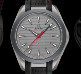 Omega Watch เรือนนี้มีการเคลื่อนไหวไทเทเนียมครั้งแรกของแบรนด์