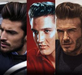 Pompadour Hairstyle : คู่มือสุภาพบุรุษสมัยใหม่สำหรับทรงผมปอมปาดัวร์