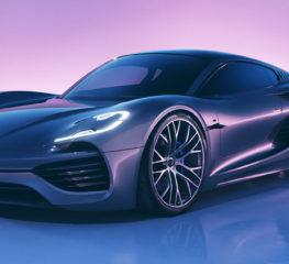 อนาคตของ The Porsche 988 Vision เป็นไฮเปอร์คาร์ที่ก้าวร้าวและสง่างาม