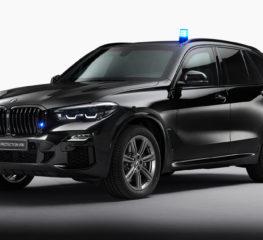 BMW X5 Protection VR6 ใหม่ ที่สุดแห่งการป้องกันกระสุนปืน และระเบิด AK-47