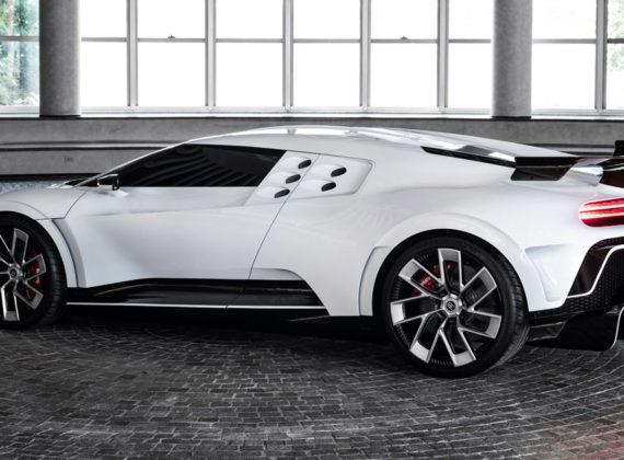 เผยโฉม Bugatti Centodieci Hyper Sports Car เครื่องยนต์ 16 สูบให้กำลัง 1,600 แรงม้า