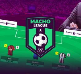 The.Macho League ลีกแฟนตาซีของกุนซือตัวจริง..แจกเสื้อฟุตบอลของแท้ทุกเดือน!