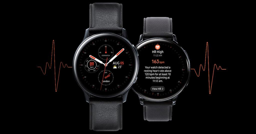 มุ่งมั่นกับการออกกำลังกายด้วย Samsung Watch Galaxy Active2