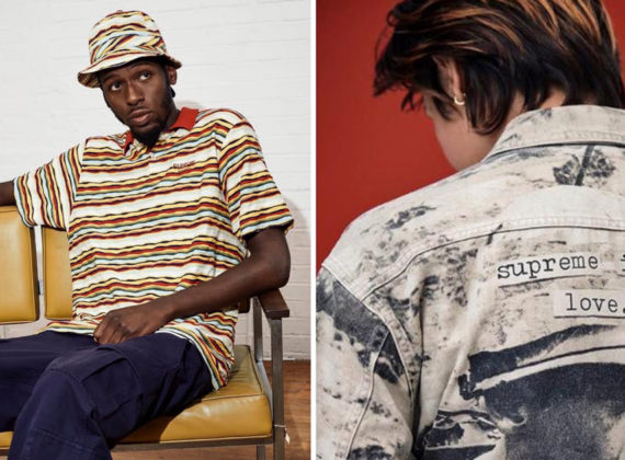 UPDATE | Supreme Teases FW19 W / Vid
