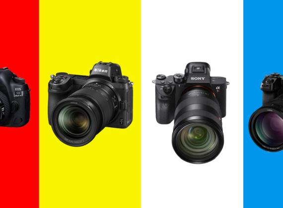 10 กล้อง full-frame ที่น่าสนใจในปี 2019