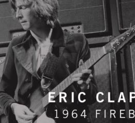 เปิดจองกีตาร์แห่งตำนาน Gibson Eric Clapton 1964 Firebird I