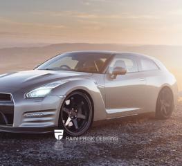 Nissan GT-R® Sport hatchback โฉมใหม่ ??