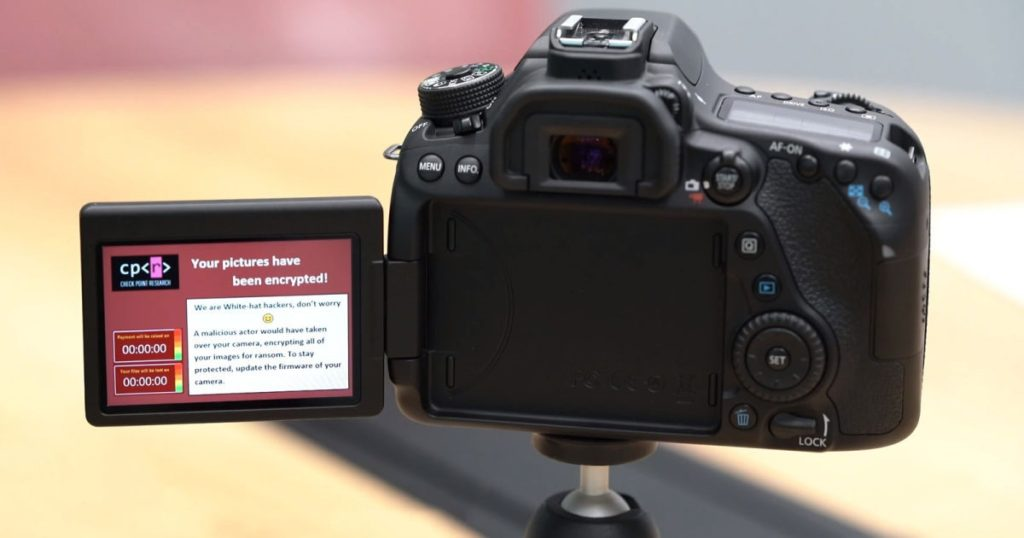 ไม่ใช่แค่คอม ! ทีมวิจัยเผยกล้อง DSLR สามารถโดน Ransomware เล่นงานได้