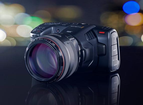 Black Magic ปล่อยกล้องถ่ายภาพยนต์พกพาความคมชัดระดับ 6K