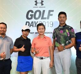 อันเดอร์ อาร์เมอร์ เปิดตัวคอลเลกชันใหม่ Curry Golf จากแรงบันดาลใจของสตีเฟน เคอร์รี่