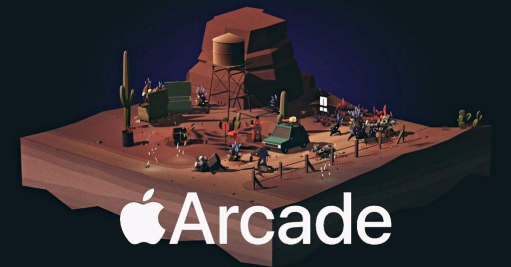 เชิญลอง ! Apple Arcade เปิดให้ใช้งานกับผู้ใช้บางรายแล้ว