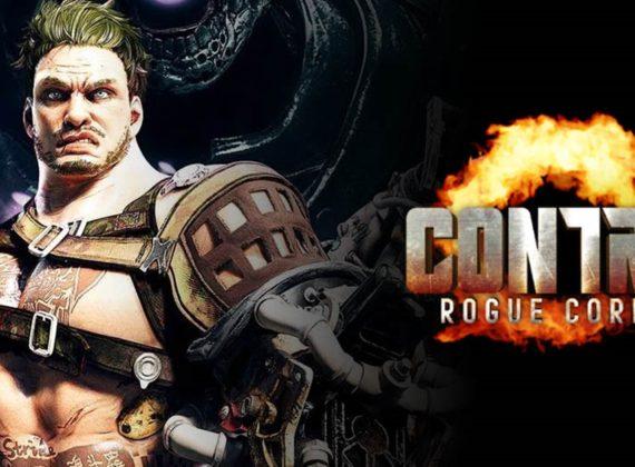 Konami ปล่อยเดโม Contra: Rogue Corps ให้เข้าไปลองเล่นกันแล้ว