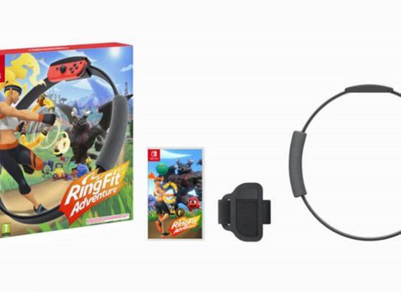 เปิดตัว Ring Fit Adventure เกมออกกำลังกายบน Nintendo Switch