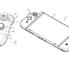 Nintendo ย่องจดทะเบียนจอยเกม Nintendo Switch แบบใหม่