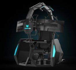 Acer เปิดตัวเก้าอี้เกมมิ่งรุ่นใหม่ Predator Air ราคาถูกลงกว่าเดิม