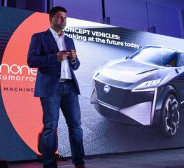 นิสสันเผยวิสัยทัศน์ด้านการขับขี่แห่งโลกอนาคต  ในงาน Blognone Tomorrow 2019