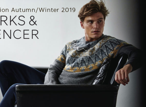 NEW FASHION UPDATE : Marks & Spencer Collection Autumn/Winter 2019