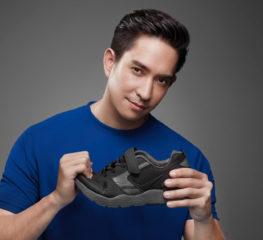 """""""หลุยส์ สก๊อต"""" พรีเซ็นเตอร์รองเท้า IQ Sport ร่วมออกแบบรองเท้ารุ่นพิเศษ IQ Sport X Louis"""