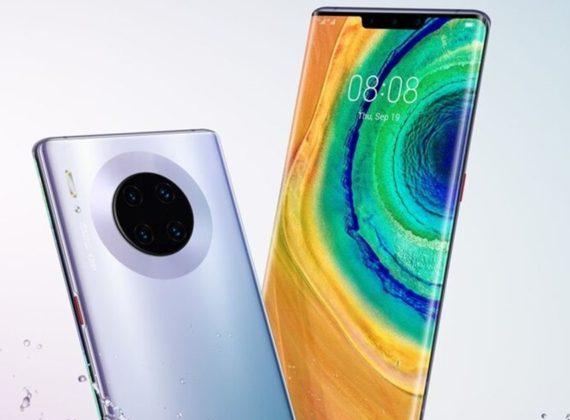 เผยภาพหลุด Huawei Mate 30 Pro ก่อนเปิดตัวจริง