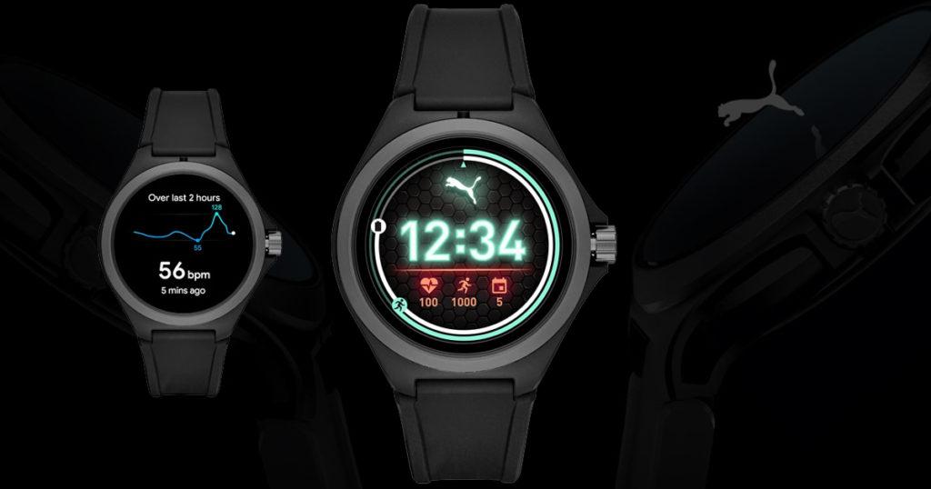 Smartwatch เรือนแรกของ PUMA เป็นอุปกรณ์ที่ผสมผสานอย่างลงตัวระหว่างสไตล์ และฟังก์ชั่นการกีฬา