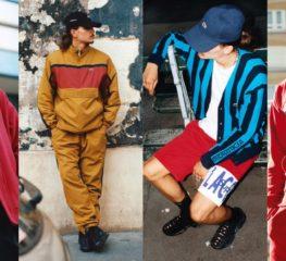 Supreme & Lacoste ผนึกกำลังกับคอลเล็กชั่น Retro สีสันสดใส