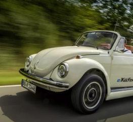 Volkswagen กับแนวความคิดเปลี่ยนแมลงเต่าทองตัวเก่าให้กลายเป็นระบบไฟฟ้า ในอนาคตอันใกล้
