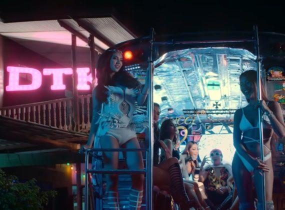 เปิดวาร์ป | นางแบบจาก MV ลองรวย – DTK BOY BAND