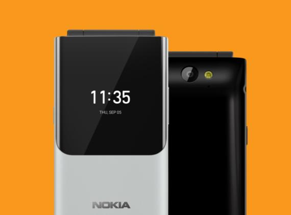 สูงสุดคืนสู่ความคลาสสิค Nokia 2720
