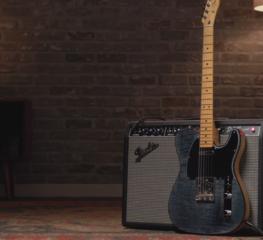 กีตาร์พรีเมี่ยม RARITIES QUILT MAPLE TOP TELECASTER® จาก Fender