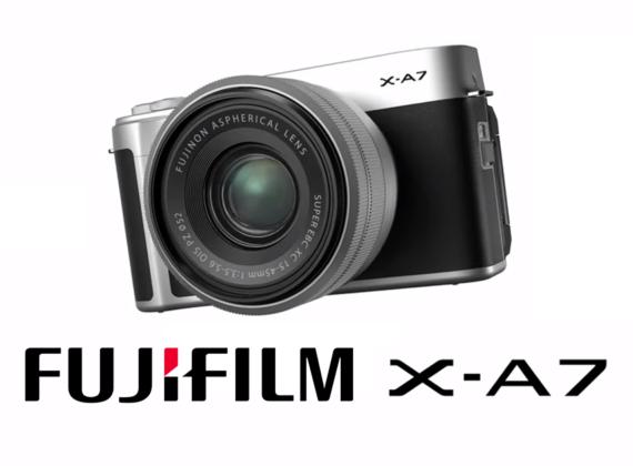 ตัวล่า!X-seriesคุณภาพคับกล้อง Fujifilm X-A7